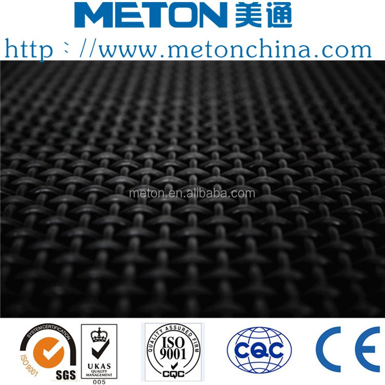high tensile steel woven wire screen mesh wire mesh factory