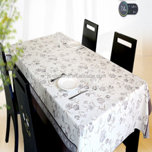 wholesale printed PVC film for table cover with high quality