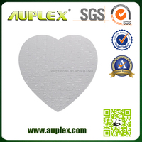Auplex Sublimation Blank Custom Made Sublimation Puzzle for Sale