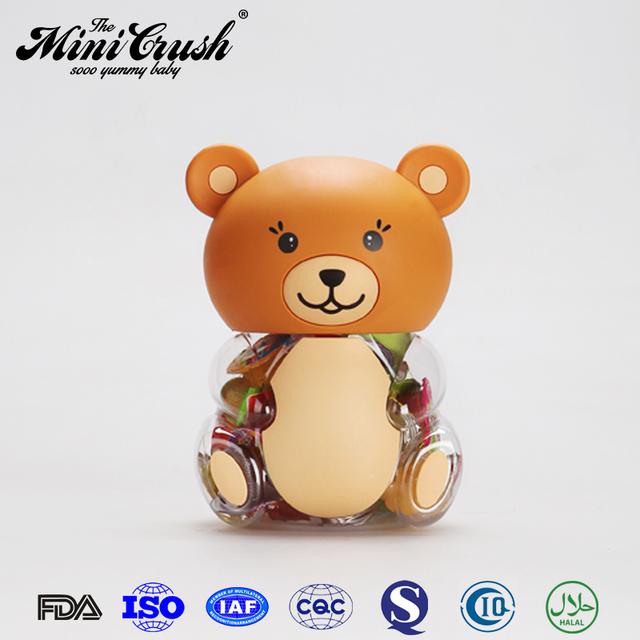 35pcs lovely bear candy jellybean animal toys for kids