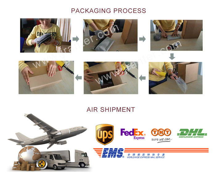 packaging & shipping