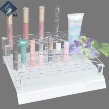 Manufacturer xiamen acrylic lipstick holder popular design