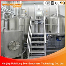 500L Draft Beer Cooking and Milling System Price