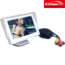 Hot 3.5 4.3 5 7 inch tft lcd car sun visor tv monitor