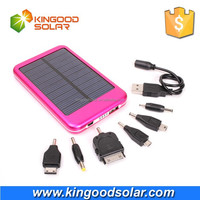 New Products 5000 mah Solar Power Bank for Mobile Phone ,OEM Solar Power Bank for Smartphone
