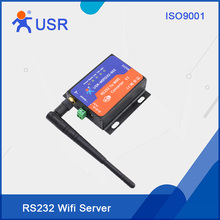 USR Serial RS232 to WIFI Converter with AP STA Mode