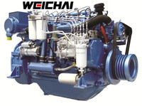 WEICHAI WP6C inboard diesel engines for sale