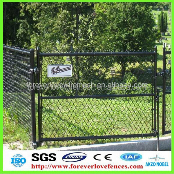 China alibaba Hot Dipped Galvanized Iron Wire chain link fence