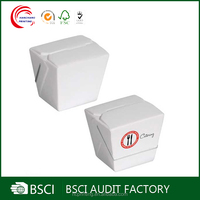 Wholesale fast food restaurant use food grade paper noodle box