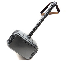 Thor's Hammer toys 9.8*20cm Avenger Weapon Figure Thor Custome Thor Cosplay Hammer
