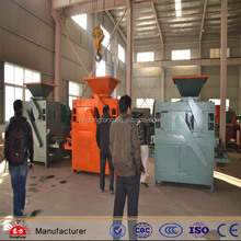 best quality iron/mineral/coal briquette making machine manufacture