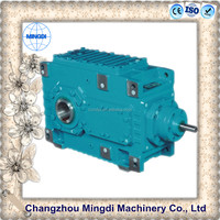 wind turbine generator Used H/B Helical-bevel Transmission Parts agriculture Gear box Parts With Electric Engine Motors