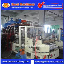 three-layer co-extrusion stretch film making machine | 3 layers stretch film making machine
