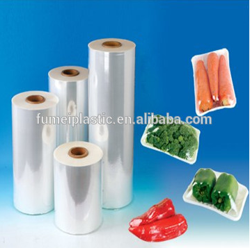 Hot sale biodegradable pe material cheap food packaging plastic roll film