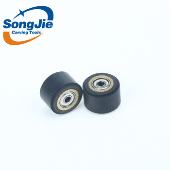 4*11*16mm rubber roller for offset printing