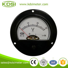 20 Year Top Manufacturer of CE,ISO passed BO-52 DC30V mini digital voltmeter