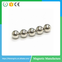 10mm nickel neodymium magnetic ball