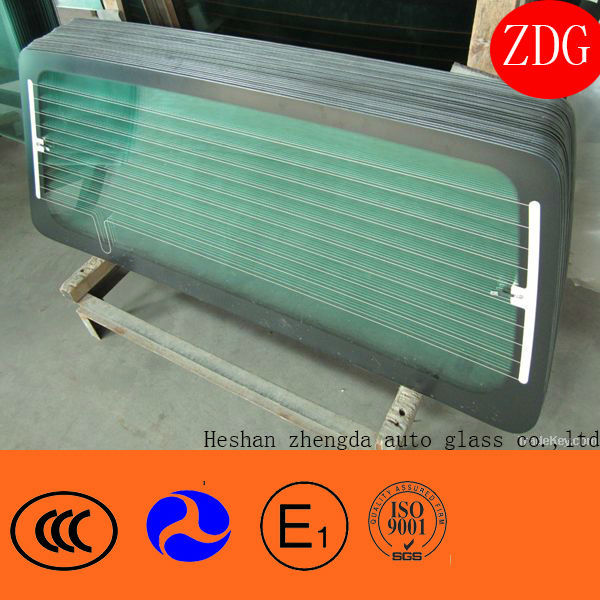 Tempered Rear Windshield for all car marks
