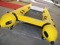high speed boat/inflatable speed boat/catamaran LY-330