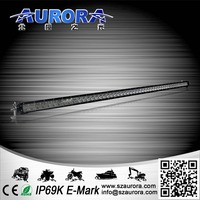 EMC and ECE approved AURORA 50inch LED light bar shenzhen auto parts