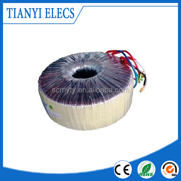 Toroidal Transformer 3000VA - for Medical Test Equipment & Instruments, TY00204505