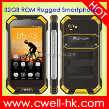 Wholesale Blackview BV6000 IP68 mobile phone Waterproof 4G LTE Rugged android 6.0 4.7 inch Octa Core GPS NFC SOS