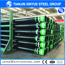 wholesale china factory steel water well casing pipe used for oil and gas