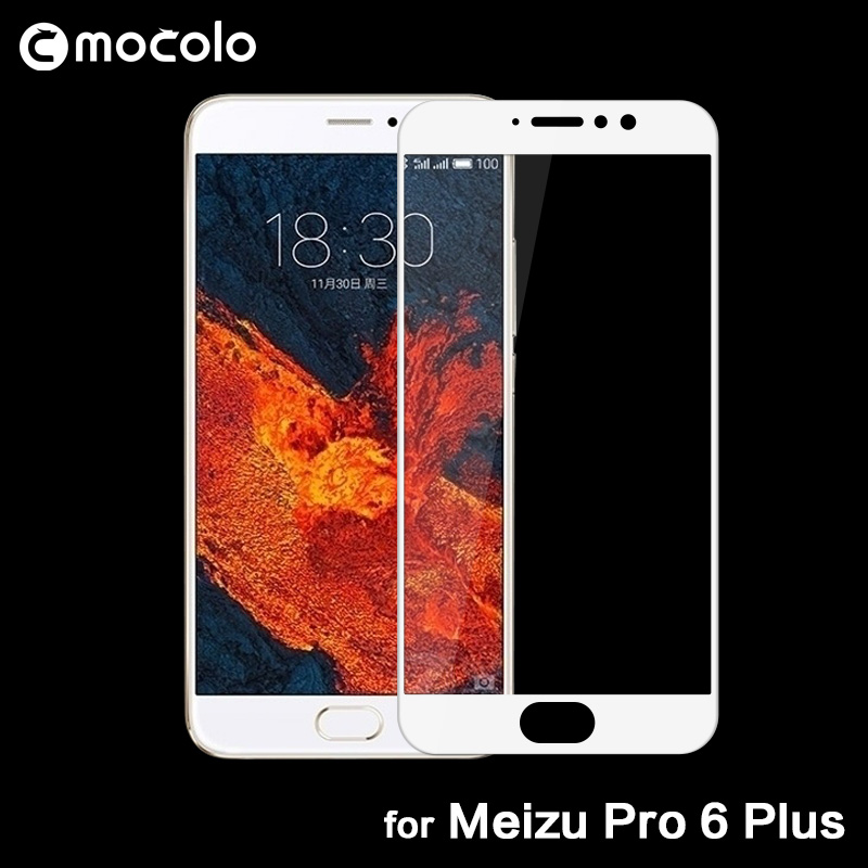 Competitive Price For Meizu Pro 6 Plus Smartphone Tempered Glass Screen Protector 0.33mm
