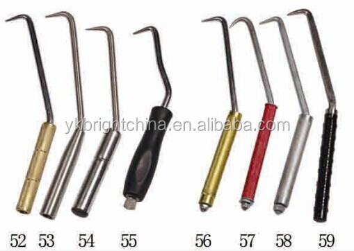 Plastic Handle Tying Tool Wire Twister Tools Chrome Or Wood Handle ...