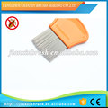 Stainless steel needle flea lice nit comb for lice treatment