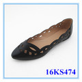 2017 new popular cheap pointed-toe shoes for women
