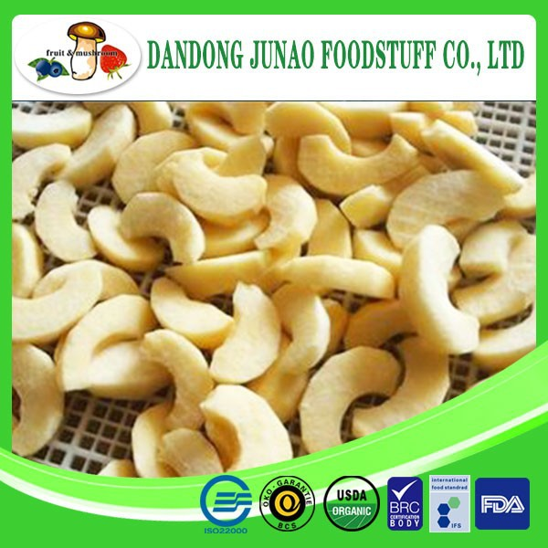 Hot sale high quality dried apple