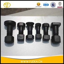 Construction machinery wheel excavator bolt manufacturing process