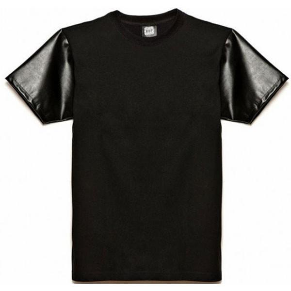 Scoop neck long line curved back hemp high quality plain t for High quality plain t shirts wholesale
