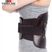 leather back pain relief brace as seen on TV