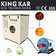 low cost 7000L/h hydrogn gas generator for boiler