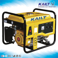 6.5hp gasoline engine generator with CE certification price of gasoline generator
