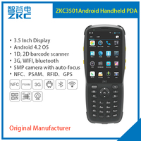 PDA Handheld Mobile POS Terminal With Printer Laser Barcode Scanner NFC Reader