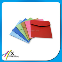 pearl paper gift square envelope with your logo