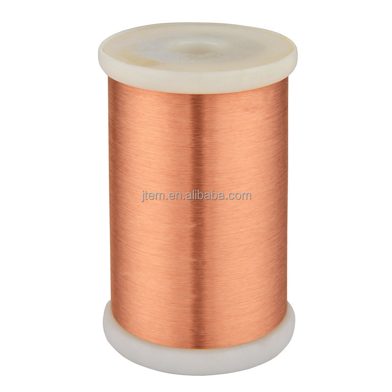 class 130 self solderable polyurethane enameled copper wire