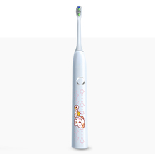 New Design Smart Sound Wave Crest Kids Electric Toothbrush For Children