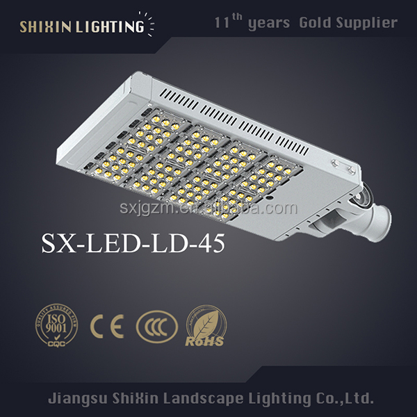 IP67 waterproof CE RoHS approved LED street light 150w 100w