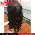 Vipsister Hair 360 lace frontal closure,silk base 360 lace frontal,360 frontal wig