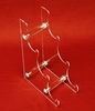 China manufacturer supply wholesale acrylic Four-Tiered knife display rack