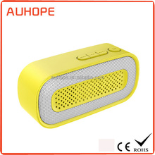 Portable Digital LED support answer calling TF card AUX FM radio mic handsfree wireless super bass music mini bluetooth speaker