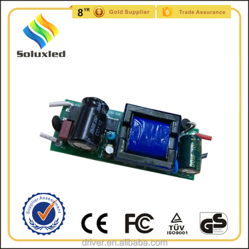 90-277V AC input voltage high power 36w led transformer