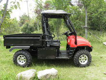 farm kart used front end loader farm tractor,1000cc Utility vehicle 4x4 diesel pickup