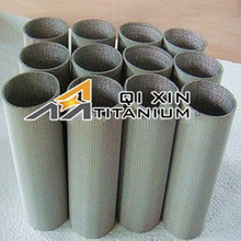 Sintered Stainless Steel Wire Mesh Filter Cylinder