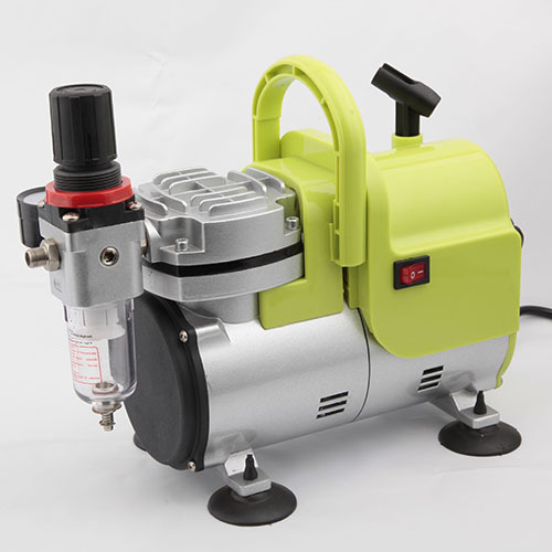 New Airbrush Compressor AS18-3 With Low Noise