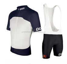 New POC cycling jersey bicicletas maillot ciclismo bib Shorts Kits RITTE bike bicycle men <strong>sportswear</strong>
